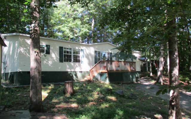 586 Gander Gap Rd., Hiawassee, GA 30546 (MLS #279897) :: RE/MAX Town & Country