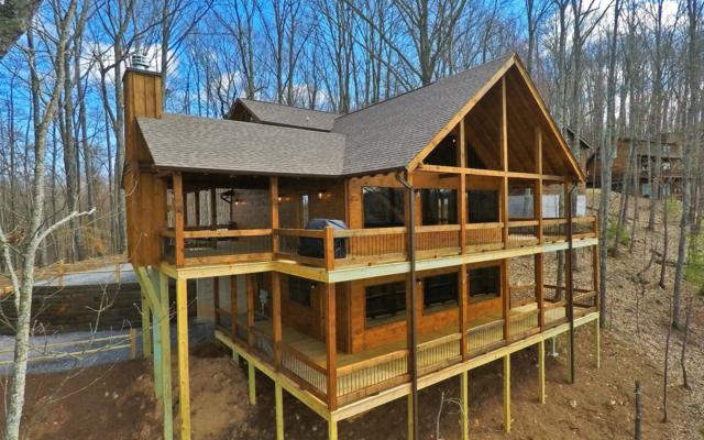 538 The Forest Has Eyes, Blue Ridge, GA 30513 (MLS #280028) :: RE/MAX Town & Country