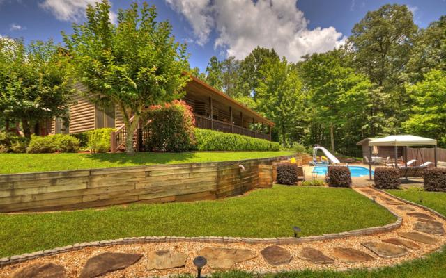 3185 Sugar Creek Road, Blue Ridge, GA 30513 (MLS #280040) :: RE/MAX Town & Country