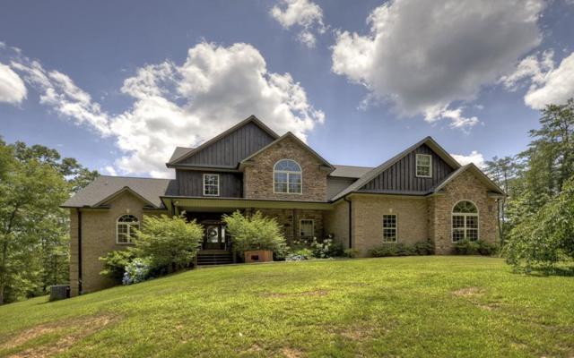 160 Hells Hollow, Blue Ridge, GA 30513 (MLS #280065) :: RE/MAX Town & Country