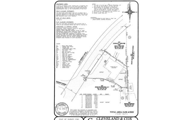 201 Blue Ridge Street, Blairsville, GA 30512 (MLS #280099) :: RE/MAX Town & Country