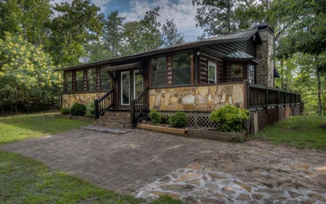 531 Pine Pass Circle, Mineral Bluff, GA 30559 (MLS #280327) :: RE/MAX Town & Country