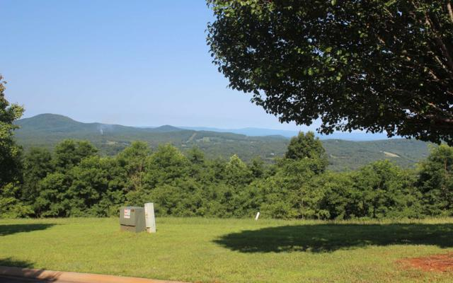 Lot 7 The Summit, Blairsville, GA 30512 (MLS #280365) :: RE/MAX Town & Country