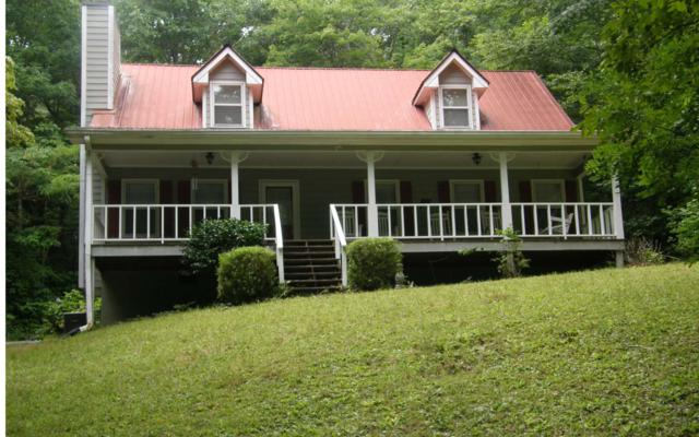 2101 Ivy Mountain Road, Hiawassee, GA 30546 (MLS #280417) :: RE/MAX Town & Country