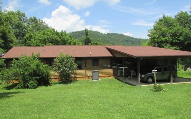 12 Forest Cove Trail, Hayesville, NC 28904 (MLS #280564) :: RE/MAX Town & Country