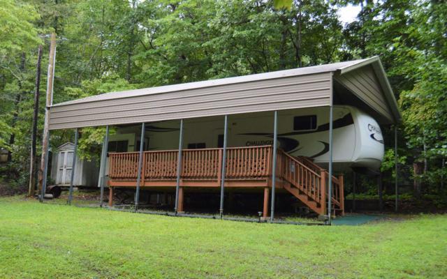 548 Gander Gap Road, Hiawassee, GA 30546 (MLS #280658) :: RE/MAX Town & Country