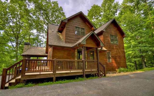 733 Raccoon Road, Blue Ridge, GA 30513 (MLS #280684) :: RE/MAX Town & Country