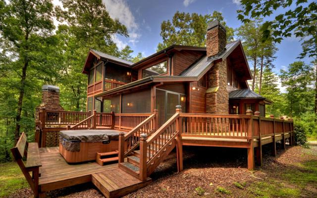10 Chestnut Hills Lane, Blue Ridge, GA 30513 (MLS #281023) :: RE/MAX Town & Country