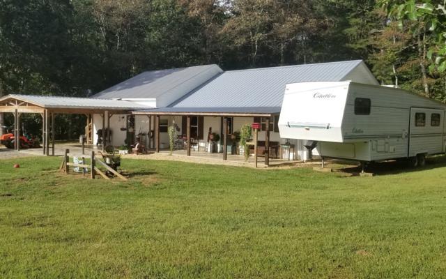 71 Diane Drive, Ellijay, GA 30536 (MLS #282008) :: RE/MAX Town & Country