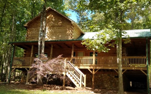 77 Glen Oaks Dr, Hayesville, NC 28904 (MLS #282074) :: RE/MAX Town & Country
