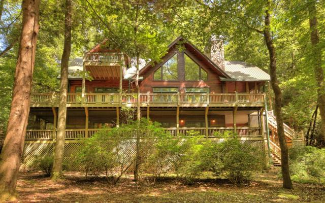 370 River Road, Cherry Log, GA 30522 (MLS #282209) :: RE/MAX Town & Country