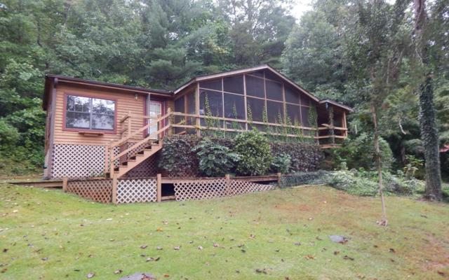 1843 Whispering Pines, Hiawassee, GA 30546 (MLS #282324) :: RE/MAX Town & Country