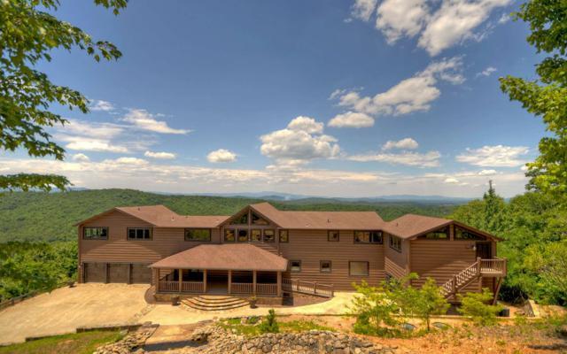 531 Deer Crest Heights, Blue Ridge, GA 30513 (MLS #282388) :: RE/MAX Town & Country