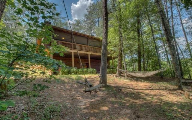 80 Deer Trail, Mineral Bluff, GA 30559 (MLS #282431) :: RE/MAX Town & Country
