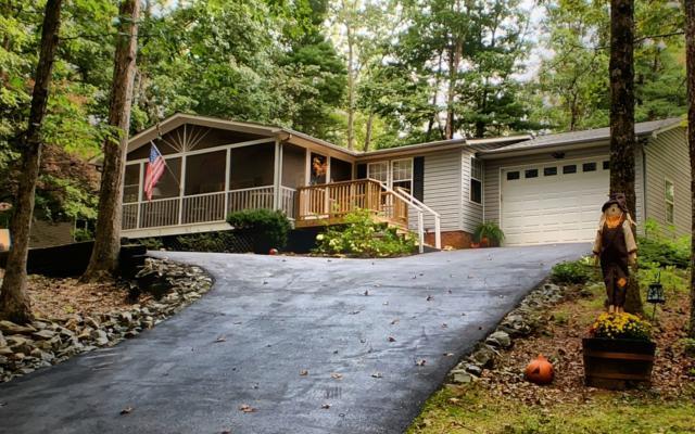 105 Bass Ridge, Blairsville, GA 30512 (MLS #282575) :: RE/MAX Town & Country