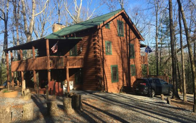 638 Abbott Top Road, Ellijay, GA 30540 (MLS #282655) :: RE/MAX Town & Country