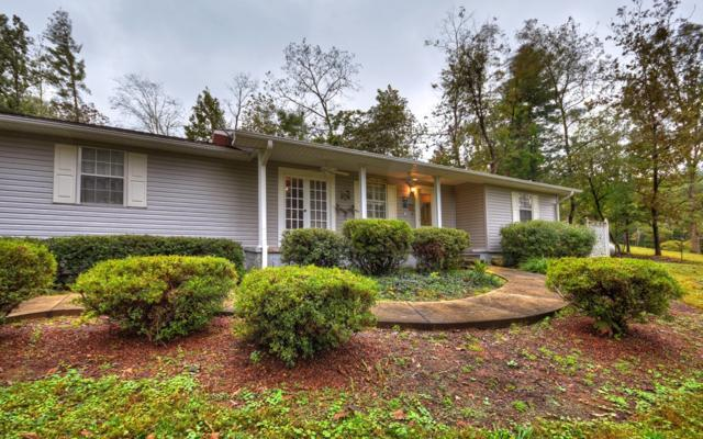 1554 Lower Owltown Rd, Blairsville, GA 30512 (MLS #282749) :: RE/MAX Town & Country