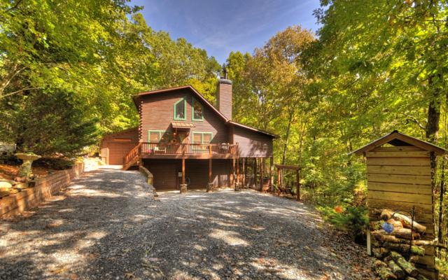 73 Cherokee Drive, Blue Ridge, GA 30513 (MLS #283082) :: RE/MAX Town & Country