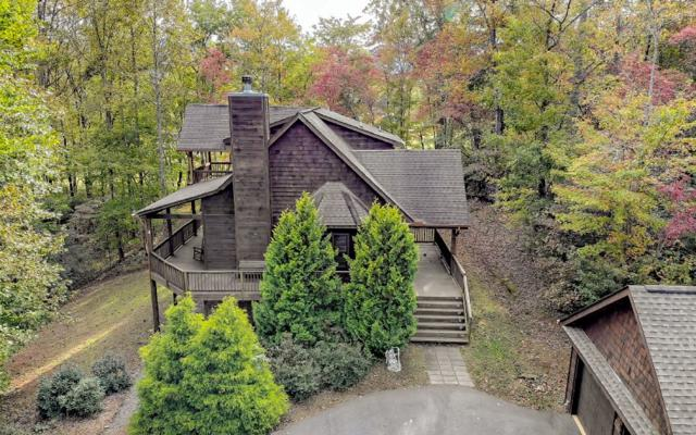 6955 Fly Rod, Hiawassee, GA 30546 (MLS #283110) :: RE/MAX Town & Country