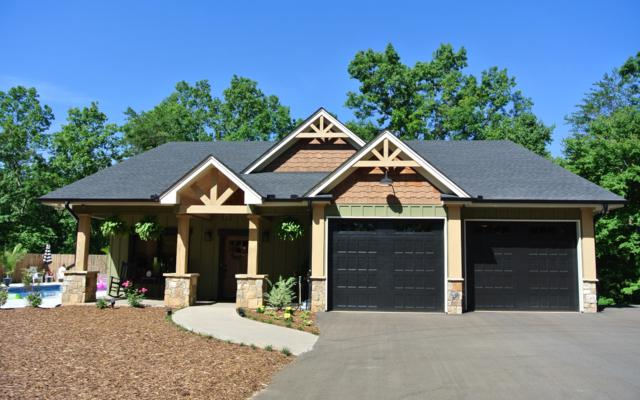 2483 Mountain Tops Road, Blue Ridge, GA 30513 (MLS #283564) :: RE/MAX Town & Country