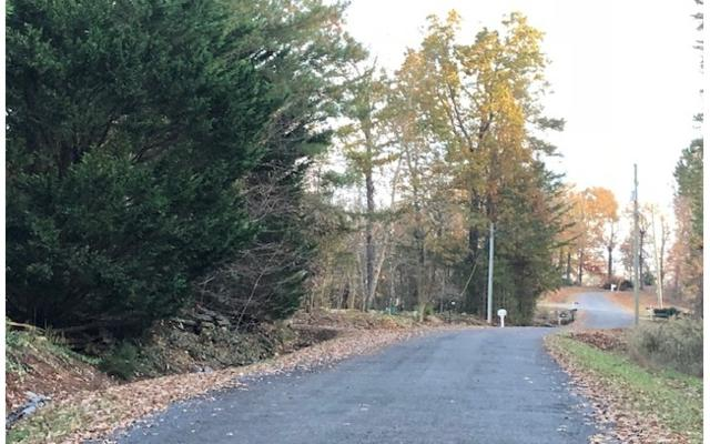 LT 43 Hickory Ridge Drive, Ellijay, GA 30536 (MLS #283605) :: RE/MAX Town & Country