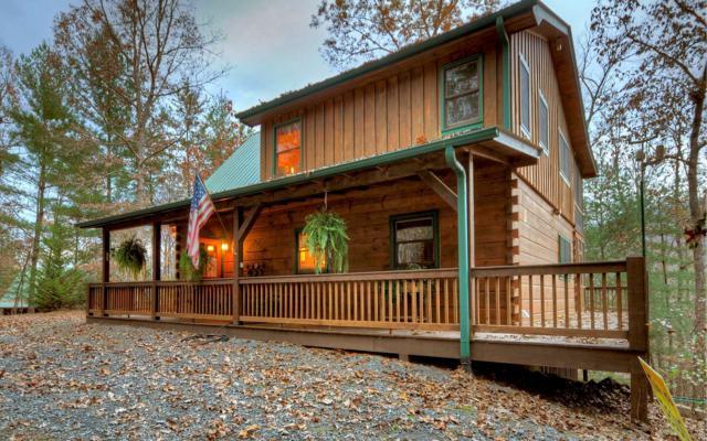 245 Rhonda Lane, Mineral Bluff, GA 30559 (MLS #283726) :: RE/MAX Town & Country