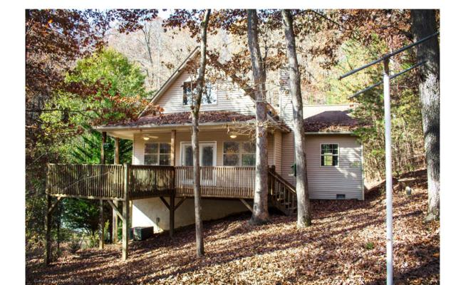 197 Big Rock Drive, Hayesville, NC 28904 (MLS #283817) :: RE/MAX Town & Country