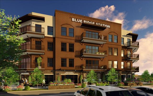 3A Blue Ridge Lofts, Blue Ridge, GA 30513 (MLS #283932) :: RE/MAX Town & Country