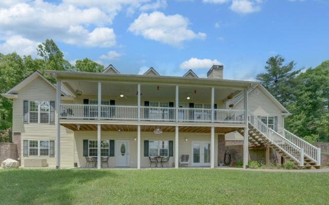 307 Vista Ridge, Blairsville, GA 30512 (MLS #283997) :: RE/MAX Town & Country