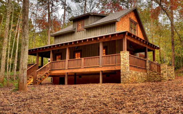 24 Little Falls Dr., Mineral Bluff, GA 30559 (MLS #284214) :: RE/MAX Town & Country
