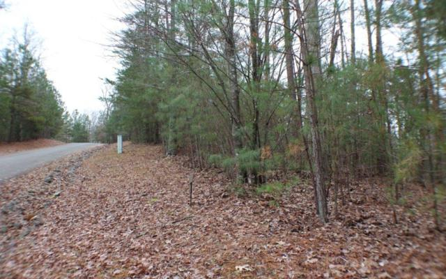 L 127 Mountain Crk Hollow, Talking Rock, GA 30175 (MLS #284409) :: RE/MAX Town & Country