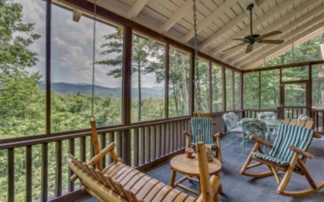 245 East Overbend Trail, Blue Ridge, GA 30513 (MLS #284442) :: RE/MAX Town & Country