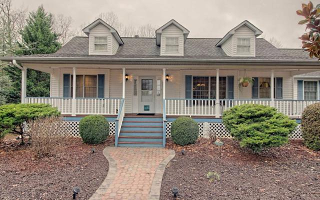 205 Eagle Dr, Blairsville, GA 30512 (MLS #284655) :: RE/MAX Town & Country