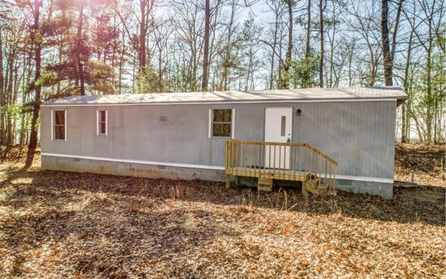 1505 Morton Drive, Ellijay, GA 30540 (MLS #284657) :: RE/MAX Town & Country