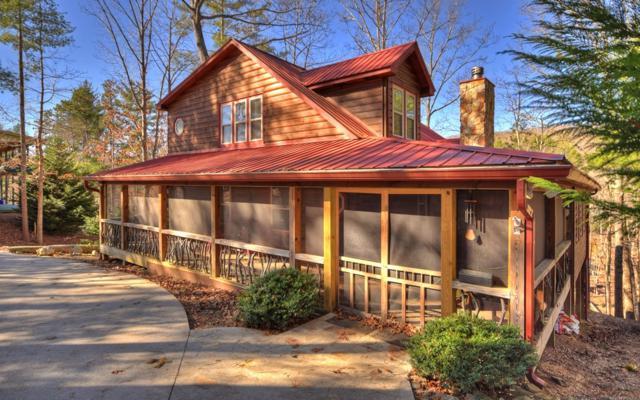 363 Arrowood Pointe, Blairsville, GA 30512 (MLS #284680) :: RE/MAX Town & Country
