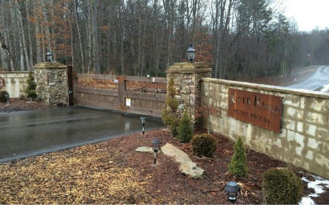 LT 61 Whisper Creek Ln, Blue Ridge, GA 30513 (MLS #284758) :: RE/MAX Town & Country