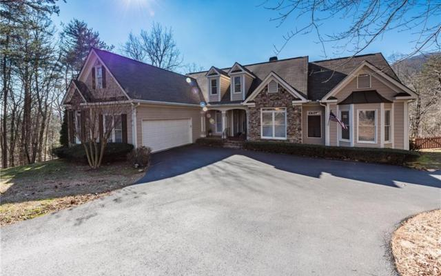 77 Talley Cove Rd, Jasper, GA 30143 (MLS #284768) :: RE/MAX Town & Country