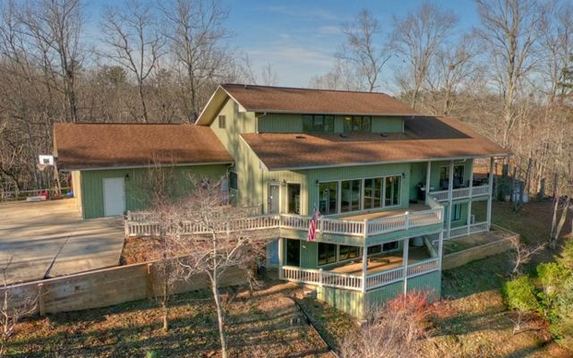 70 Mountain Tops Court, Blue Ridge, GA 30513 (MLS #284824) :: RE/MAX Town & Country