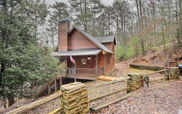 34 Goblet Court, Ellijay, GA 30540 (MLS #284858) :: RE/MAX Town & Country