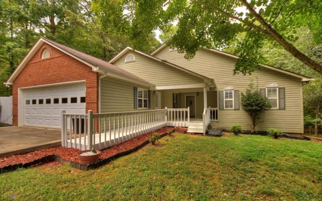 40 Oakwood Court, Blue Ridge, GA 30513 (MLS #284968) :: RE/MAX Town & Country
