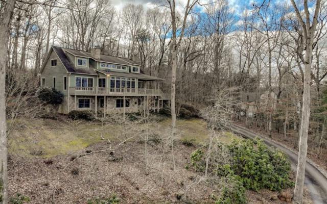 1733 Russell Ridge, Hiawassee, GA 30546 (MLS #284988) :: RE/MAX Town & Country