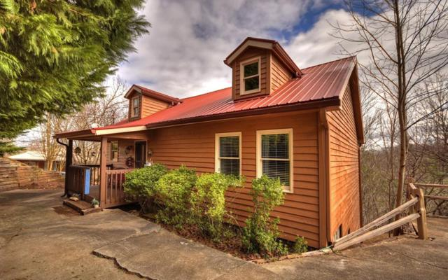 164 Zane Drive, Ellijay, GA 30540 (MLS #284996) :: RE/MAX Town & Country