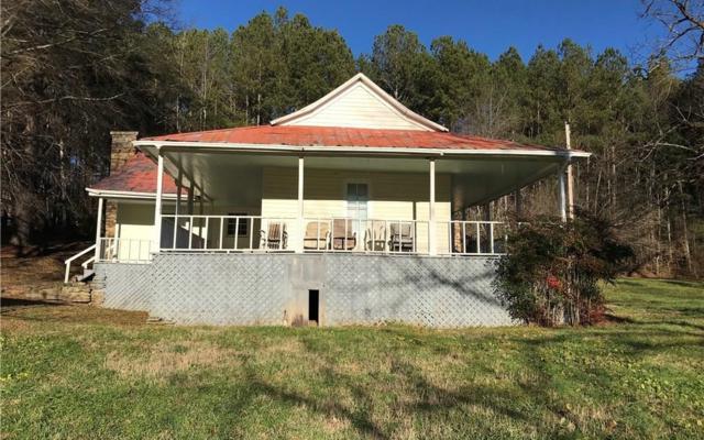 1238 Dean Mill Road, Talking Rock, GA 30175 (MLS #285057) :: RE/MAX Town & Country