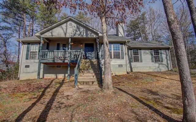 65 Fields Branch Ln, Blairsville, GA 30512 (MLS #285156) :: RE/MAX Town & Country