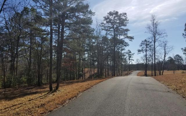 L 132 Fox Lake East- 132, Blairsville, GA 30512 (MLS #285236) :: Path & Post Real Estate