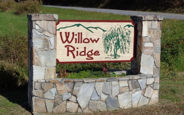 TR 9 Lot 2 Willow Ridge, Brasstown, NC 28902 (MLS #285256) :: RE/MAX Town & Country