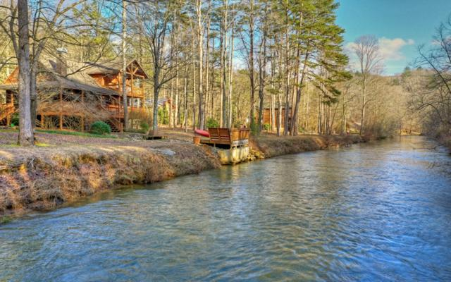 790 Spring Valley Lane, Ellijay, GA 30540 (MLS #285474) :: RE/MAX Town & Country