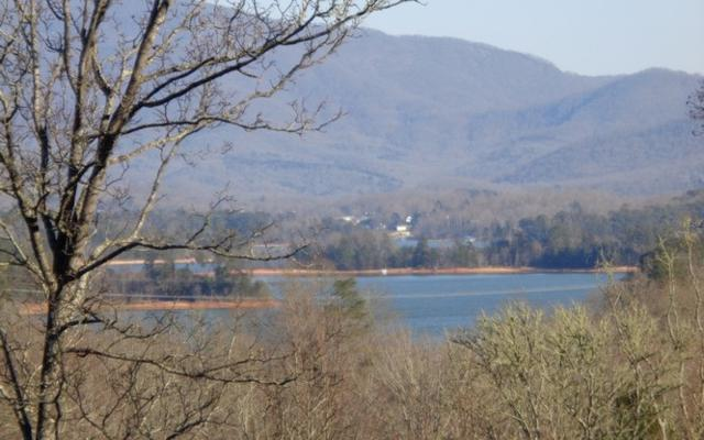 LOT 6 Tahlequah Ridge, Hayesville, NC 28904 (MLS #285482) :: RE/MAX Town & Country