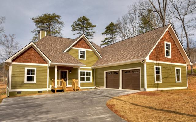 91 Shoreline Drive, Blairsville, GA 30512 (MLS #285576) :: RE/MAX Town & Country