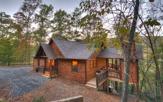 74 Cross Creek Rd, Mineral Bluff, GA 30559 (MLS #285730) :: RE/MAX Town & Country